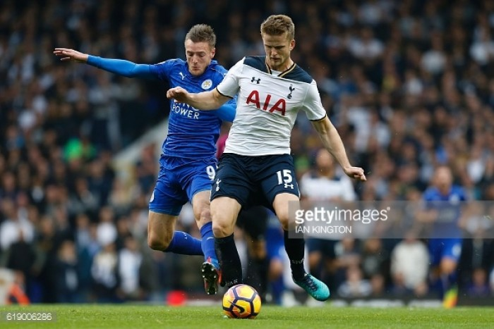 Eric Dier admits frustration at Tottenham's recent number of draws