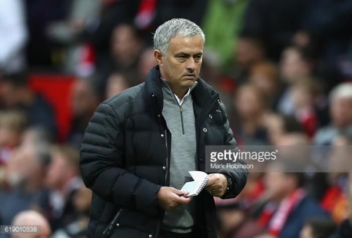 Jose Mourinho receives one-game ban and fine from the FA