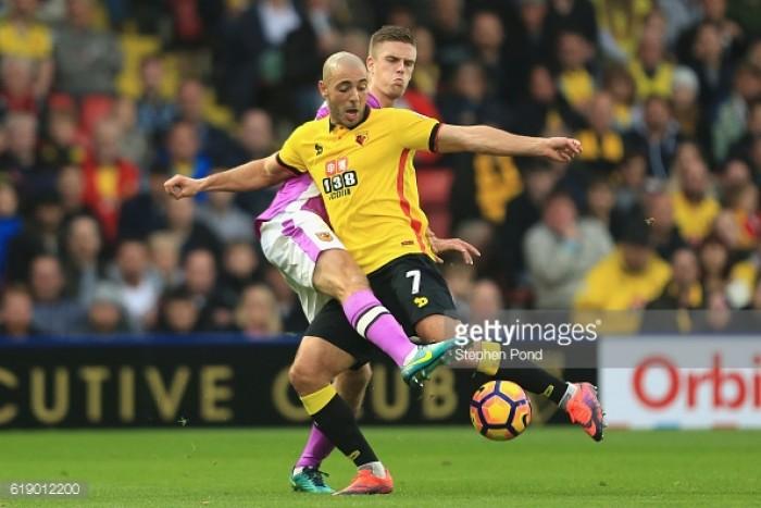 Watford eyeing Liverpool upset, says Nordin Amrabat