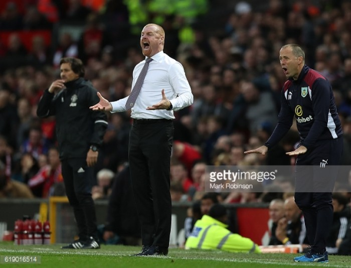 "Burnley prepare for ""massive challenge"" against Manchester City"