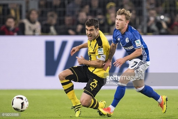 Max Meyer reveals Tottenham's summer interest