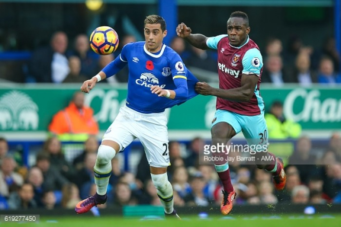 Michail Antonio insists West Ham can pick themselves up after Everton defeat