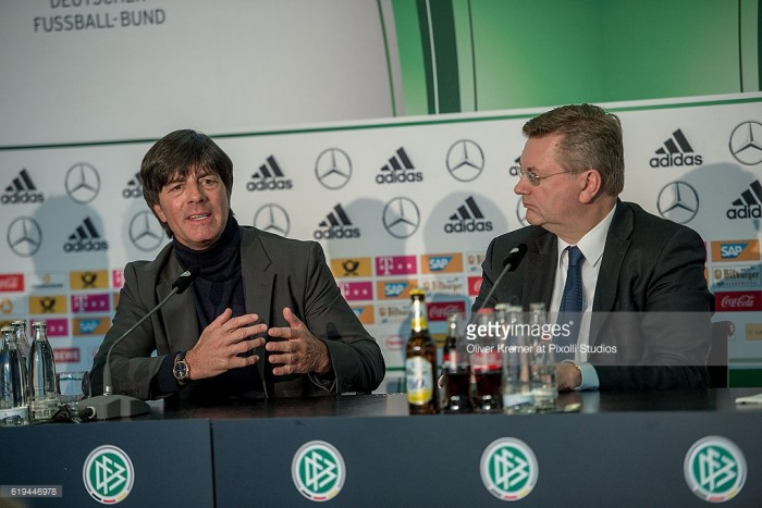 Joachim Löw to remain as Germany coach until 2020