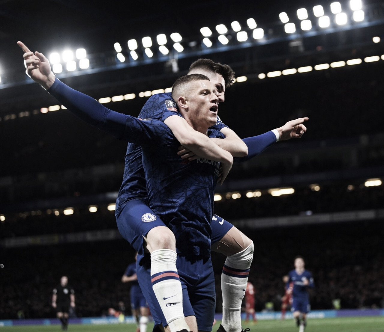 Chelsea derrota Liverpool em casa e se classifica para quartas de finais da FA Cup
