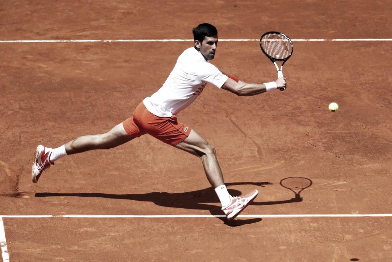 Seguro, Djokovic estreia com vitória sobre Fritz e vai à segunda rodada do Masters 1000 de Madrid