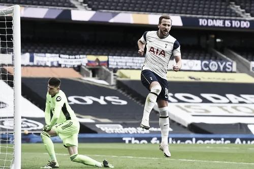 El Tottenham recupera la sonrisa