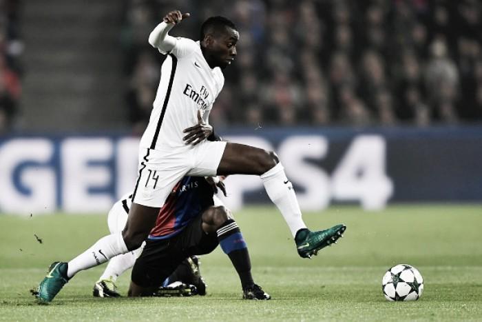 Matuidi celebra classificação antecipada do PSG e projeta jogo decisivo contra Arsenal