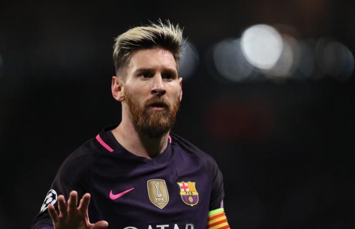La strana notte di Leo Messi