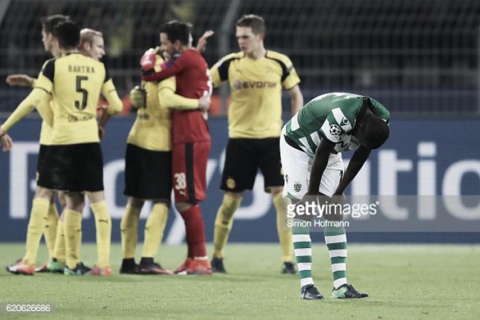 Leão perde na Alemanha mas ainda sonha
