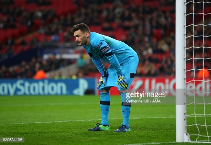 Lloris: Tottenham need a 'miracle' to qualify for last 16
