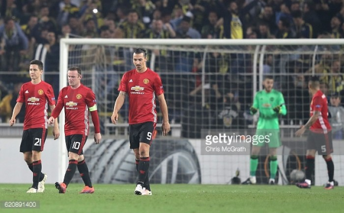 Fenerbahce 2-1 Manchester United: Moussa Sow stunner sinks uninspiring United