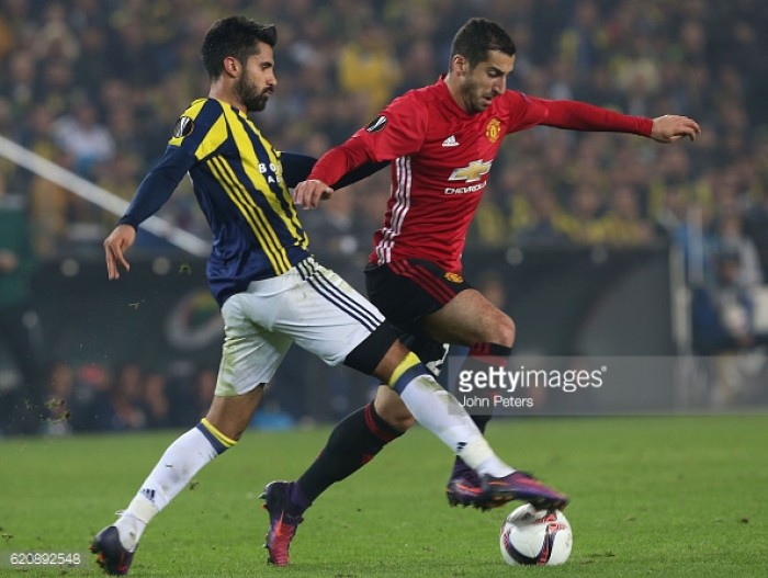 Mkhitaryan brands Mourinho as one of the best coaches in the World