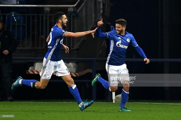 Schalke 04 2-0 FK Krasnodar: Fourth Europa League win sees the Royal Blues through