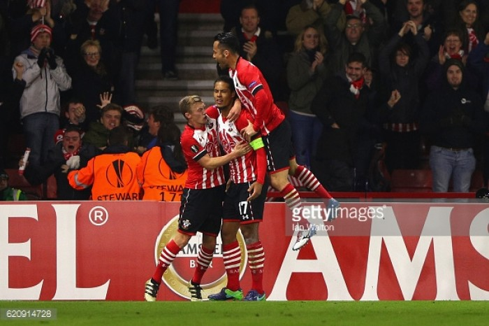 Southampton 2-1 Inter Milan: Quickfire double sees Saints grab deserved win