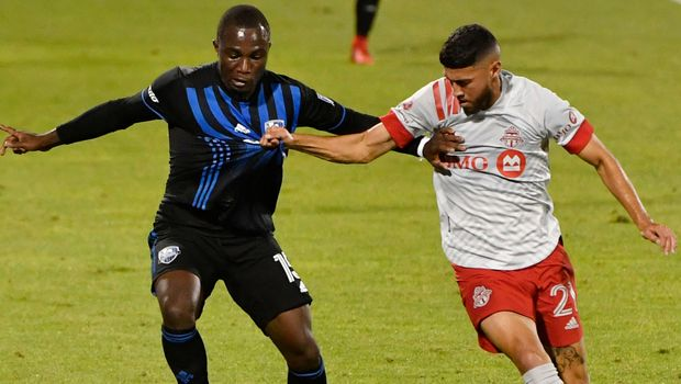 Impact fall to Toronto FC in a tight affair
