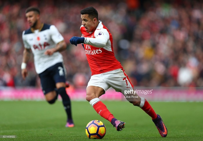 Opinion: Alexis Sanchez must start against Manchester United, despite injury concerns