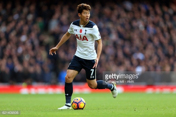 Heung-min Son reveals ankle problems behind goal struggles at Spurs