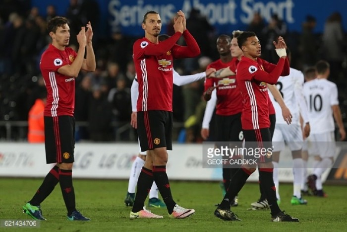 Jesse Lingard reveals Zlatan has changed the mentality of some Manchester United players