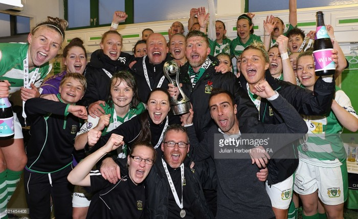 WSL 2 End of Season Review: Yeovil Town