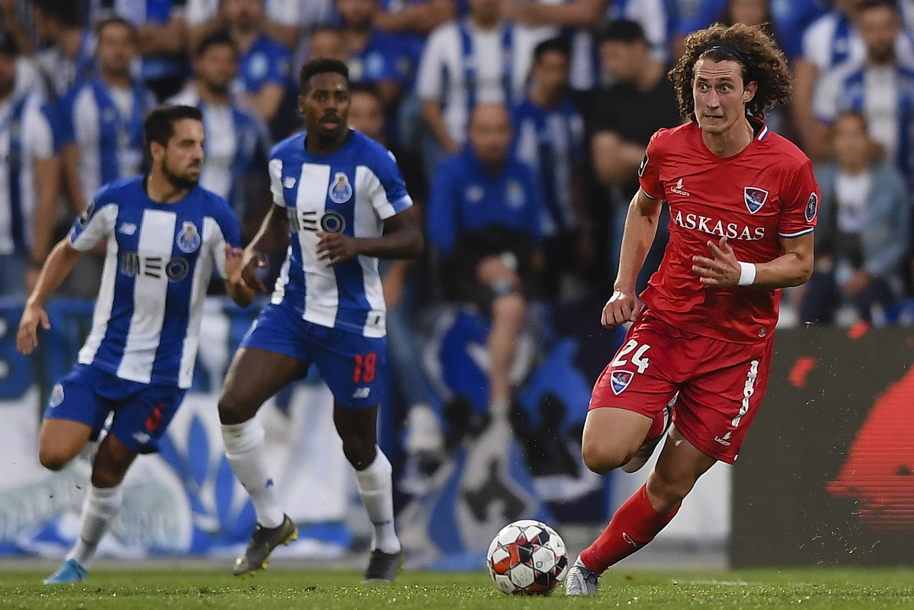 FC Porto recebe Gil Vicente