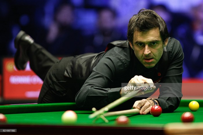 Champion of Champions: O'Sullivan through to semi-finals
