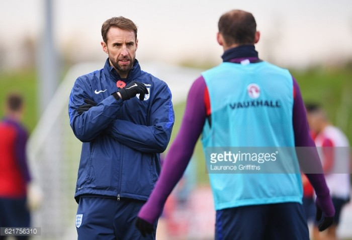 Gareth Southgate backs captain Wayne Rooney to hit a purple patch ahead of Scotland clash