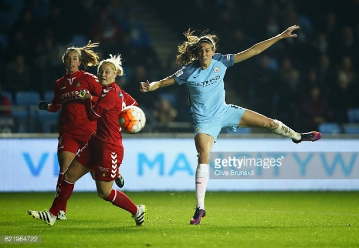 brndby women Browse manchester city women v brondby if ladies - uefa women's champions league latest photos view images and find out more about manchester city women v brondby.