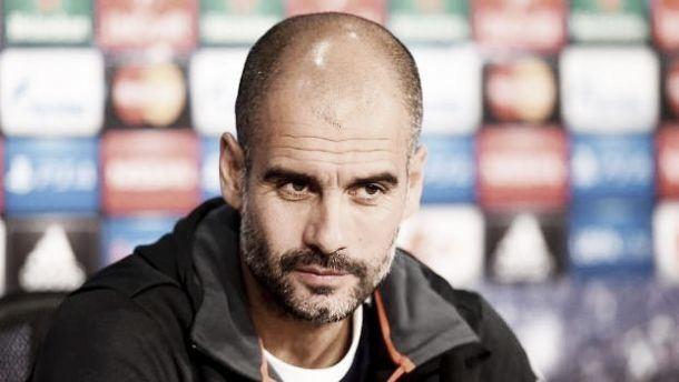 Pep Guardiola poderá já ter um acordo com o Manchester City
