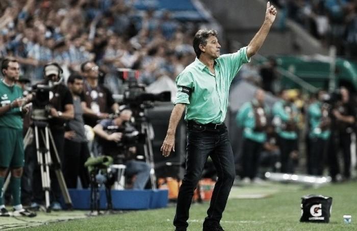"""Renato deseja permanecer no Grêmio: """"Todo mundo sabe o quanto amo este clube"""""""