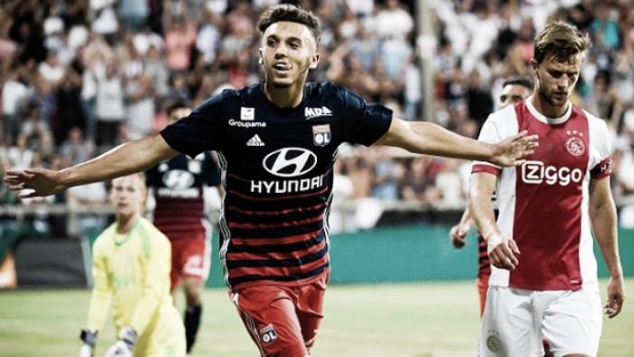 Em estreia de brasileiro, promessa de 17 anos garante vitória do Lyon diante do Ajax