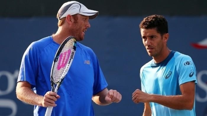 Pelo segundo dia seguido, André Sá e Bruno Soares triunfam no US Open