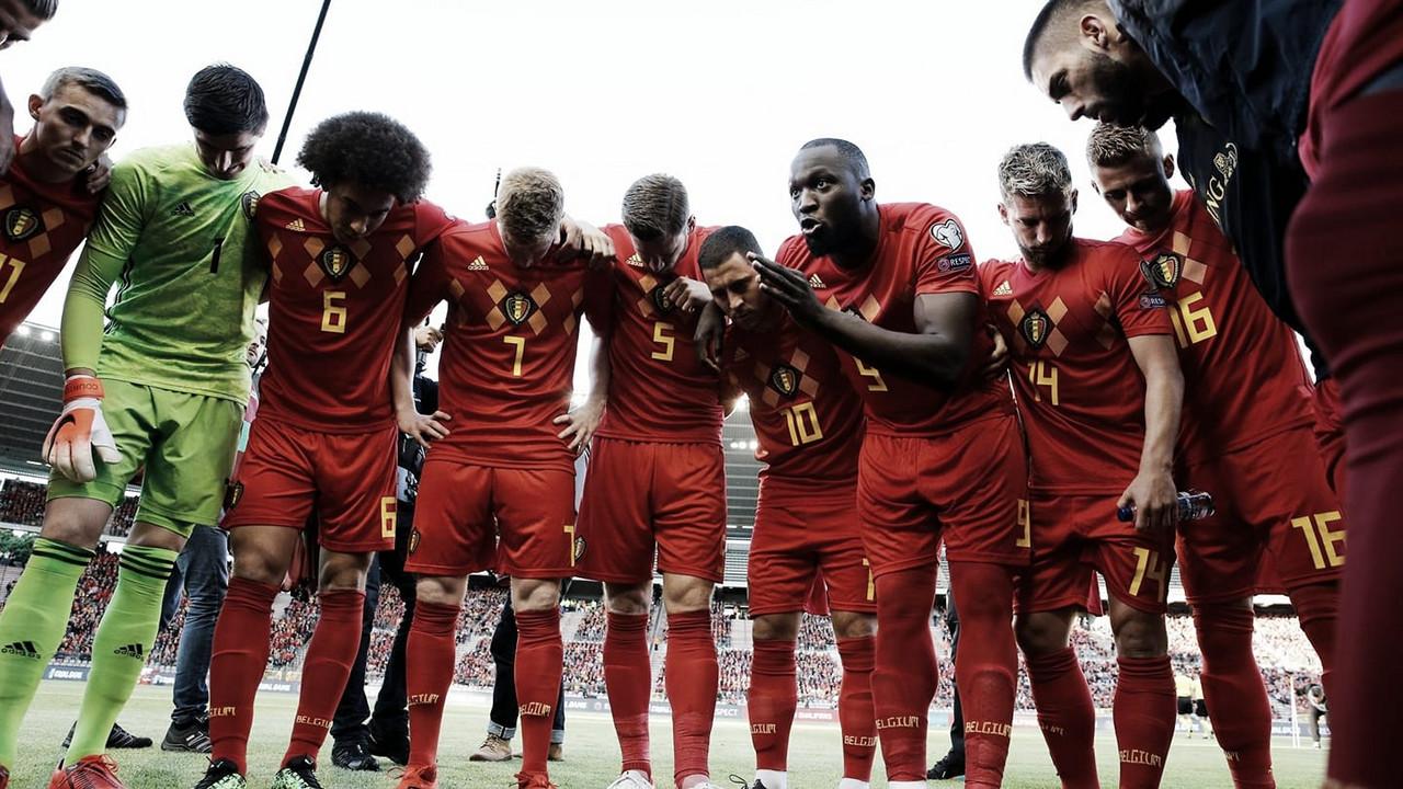 Lukaku marca dois, Bélgica bate Escócia e se mantém invicta nas Eliminatórias da Euro 2022