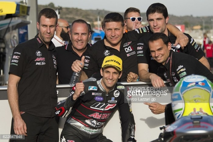 2016 Moto2 champion Zarco claims last pole of the season