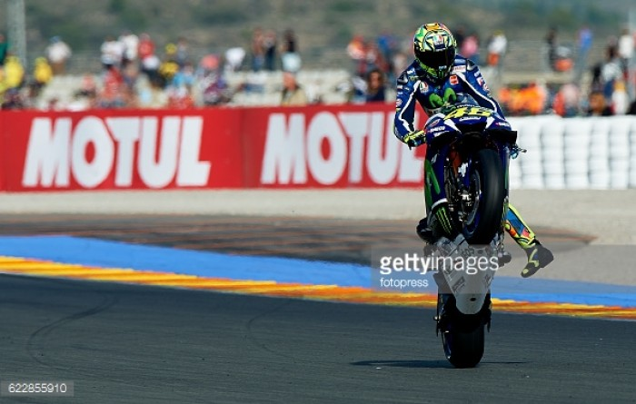Lorenzo's record breaking pace secures him his final pole position for Movistar Yamaha at the Valencia GP