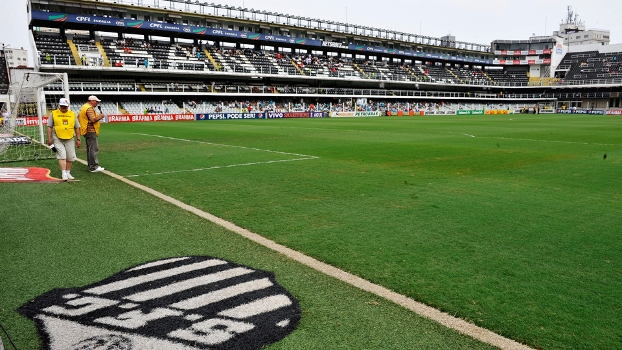 Pacaembu e Vila Belmiro serão palcos da final do Paulistão