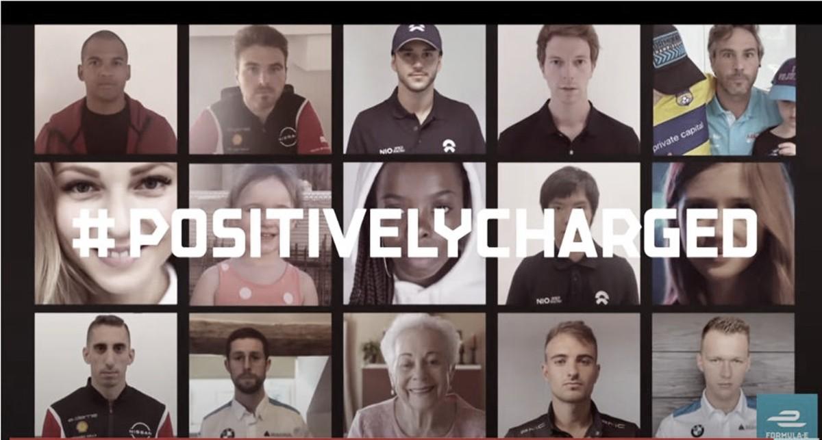 Fórmula E promove campanha de inclusão na retomada da sexta temporada