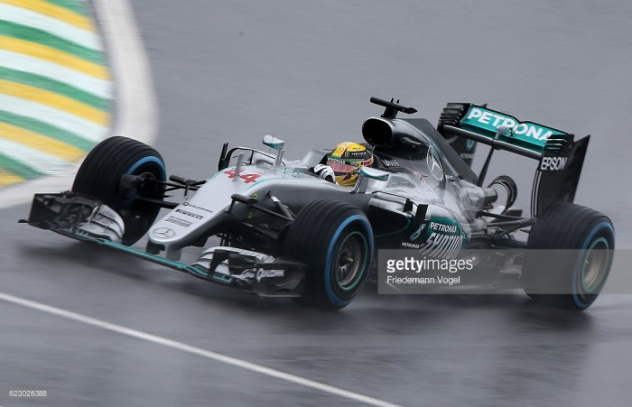 2016 Brazilian GP: Hamilton takes title down to the wire - as it happened