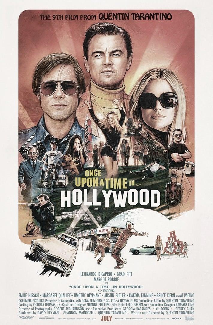 Erasé una vez... en Hollywood: el homenaje de Tarantino al mundo del cine