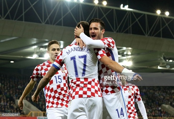 Northern Ireland 0-3 Croatia: Michael O'Neill's side outclassed by clinical Croatia