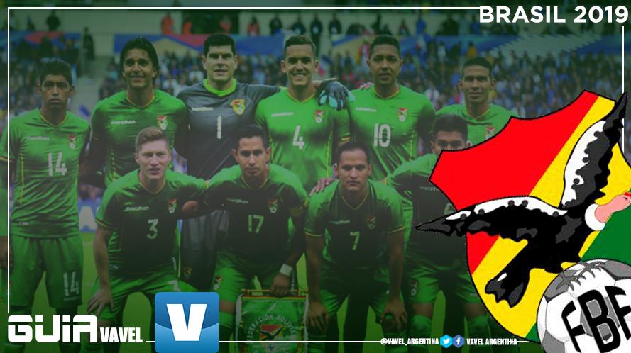 Guía Copa América VAVEL: Bolivia llega a Brasil para honrar sus colores, el verde esperanza