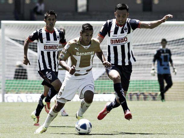 Pumas – Monterrey: El milagro que no está en sus manos