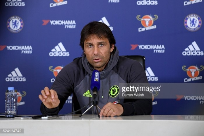 Antonio Conte looking for Chelsea to continue their good form ahead of Middlesbrough clash