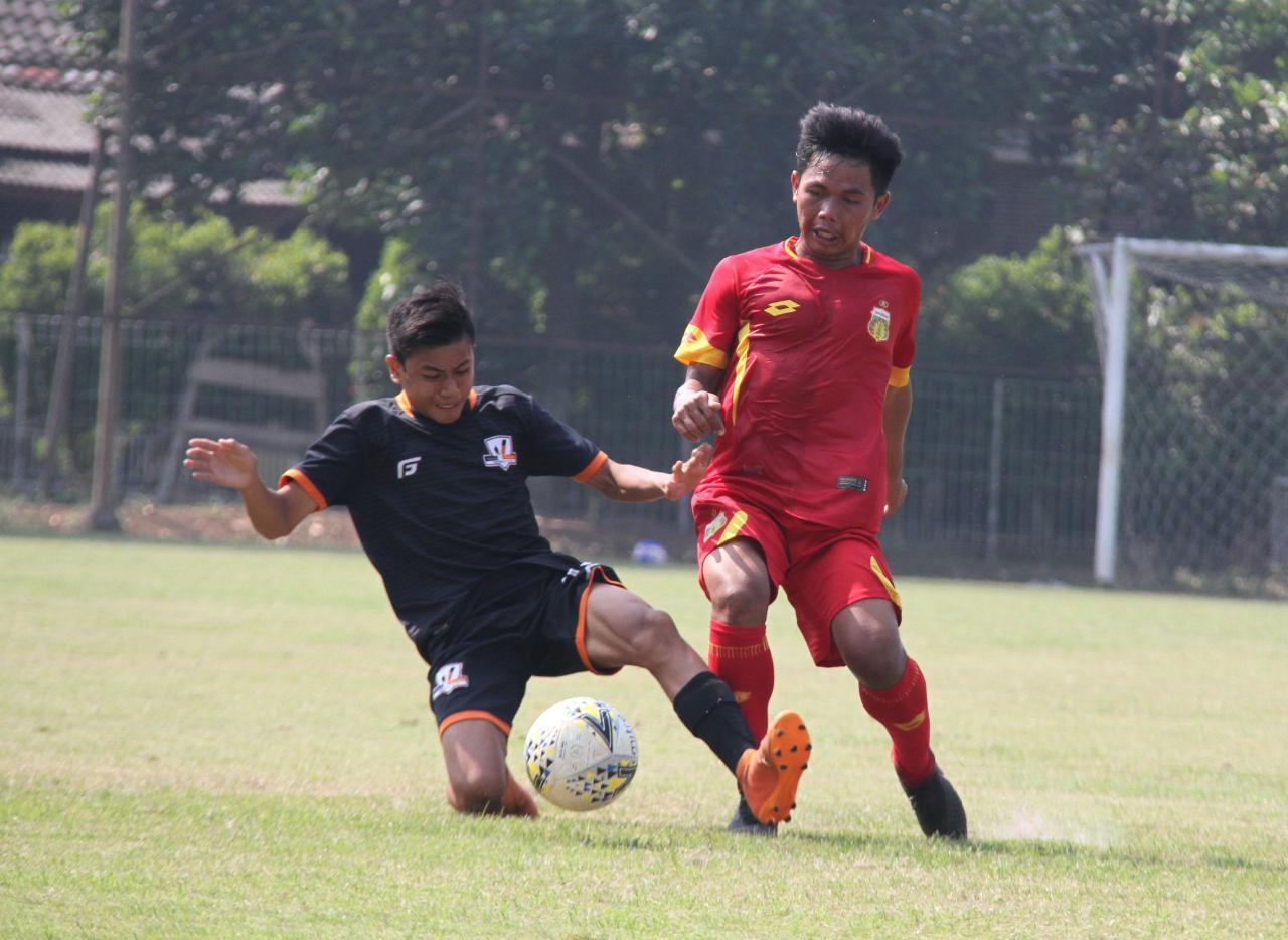 Swiss-Belhotel Serpong Sponsor Utama Bhayangkara FC U20