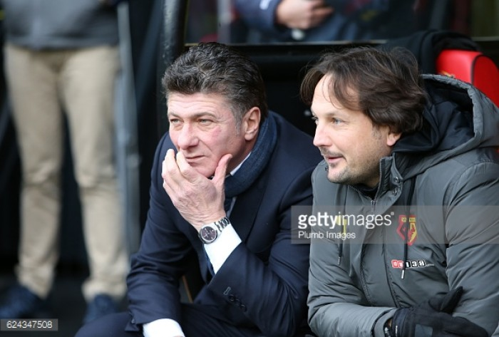 Mazzarri happy as players followed plan through