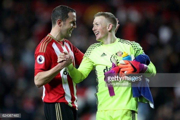 Sunderland captain John O'Shea hoping to keep Anfield quiet, ahead of Liverpool clash