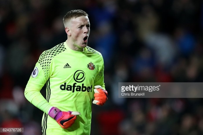 Sunderland's Jordan Pickford will be a top keeper, insists David Moyes