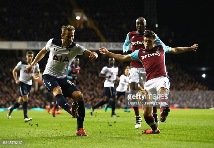 Aaron Cresswell hopeful of victory ahead of Manchester United clash