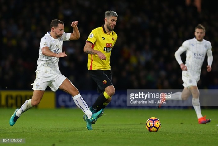 Valon Behrami believes Watford can still improve after Leicester win