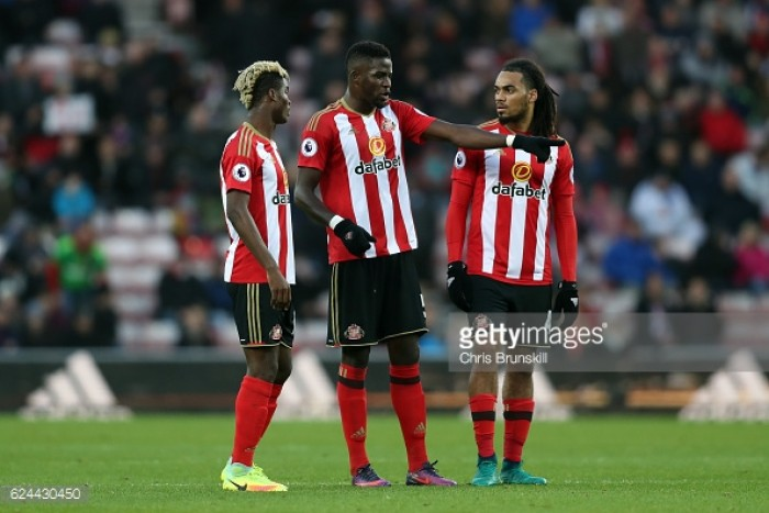 David Moyes praises Papy Djilobodji's improvement despite dismissal