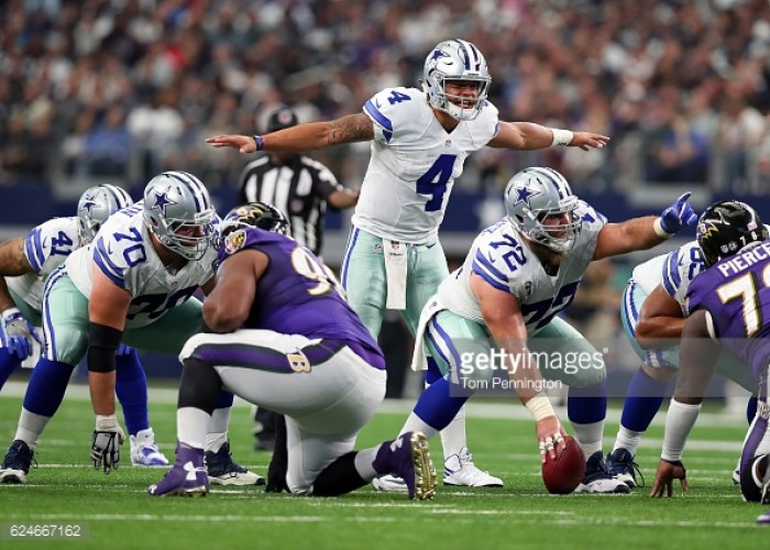 Dak's Cowboys Defeat Ravens - And Another Negative Meme